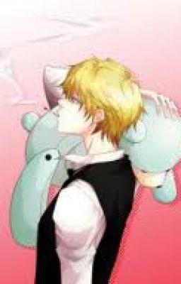 Teddy Bear (Shizuo x OC Drabblefic)