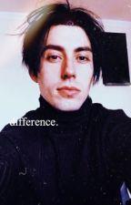 difference // ronnie radke fanfic  by iliwyskim