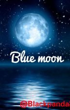 Blue moon  by Blackpanda8624