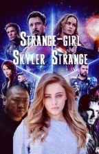 Strange-girl | Skyler Strange (Avengers fanficton) by Fire_Azeret