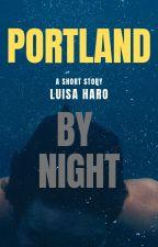Portland by night by LuisHaro31