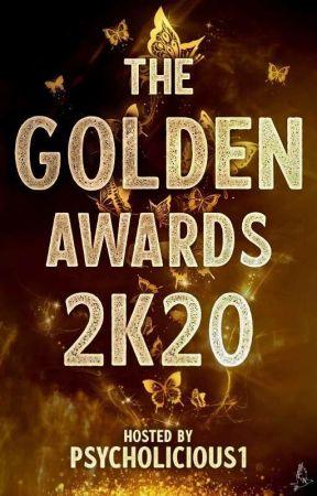2020 GOLDEN AWARDS {January 2020} by TheGoldenAwards2k20