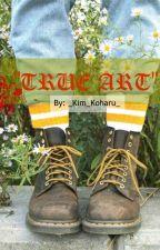 """TRUE ART"" /JJK+KTH by _Kim_Koharu_"
