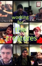 Working with the creatures by sam_hayley