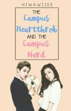 The Campus Heartthrob and The Campus Nerd by Hiwawiiee