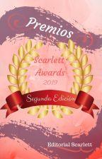 Scarlett Awards 2019  by Editorial-Scarlett