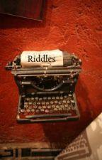 Riddles by Castielspnlovr