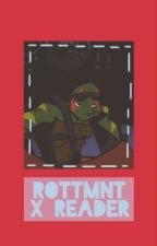 ROTTMNT X Reader by uwuowonvn