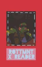 ROTTMNT x Reader by uwuowonvn
