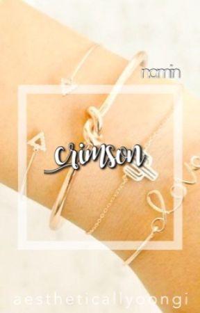 c r i m s o n - jaeno/nomin by aestheticallyoongi