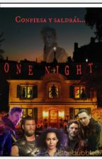 One night (Marvel) by Bluebubble07