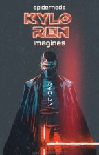 Kylo Ren Imagines I by spiderneds