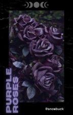 Purple Roses ° Sirius Black by snowbuck