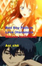 Bad Boy falls in Love (Hanamiya Makoto x OC) by Aoi_chii