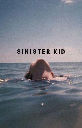 SINISTER KID by briteboy