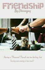 Friendship by Stessagay