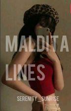 MALDITA LINES by Serenity_Sunrise
