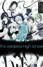 The vampire high school [Servamp FF] by PastaCreep404