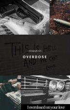 Overdose ×Oscar Díaz× by -anagapesis-
