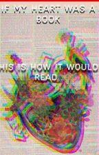 Si cor meum erat, a libro, hoc est, quomodo legere by ursula474