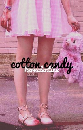 cotton candy // solby by hervalentine