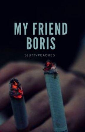 my friend boris • boris pavlikovsky by sluttypeaches