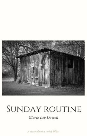 Sunday Routine by Glorie-Lee-Dowell