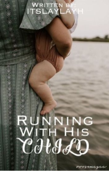 Running with His Child