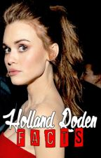 Holland Roden Facts by MC_love