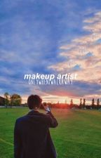 makeup artist ↠ exo kai ✔ by OnlyWhenIWalkAway
