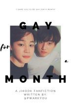 Gay for a Month | ⚣ Jikook [discontinued] by _katkatt