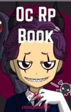 Oc rp book by venusandluc