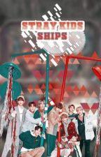 Stray Kids Ships  by stayoffmybyuns