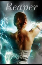 Reaper (Book Two of The Marked Saga) by AmberClay4