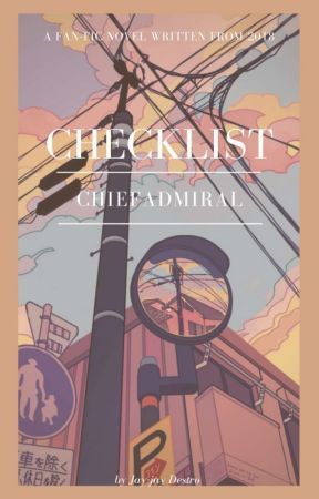 Checklist by Chiefadmiral