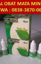 Obat Mata Minus Maluku , HP/WA: 0838-3870-0699 by kuncorohairtonic1