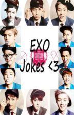EXO Jokes <3 by PauHun94EXO