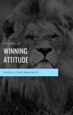 WINNING ATTITUDE by heneral_ej