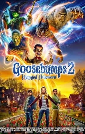 where to watch goosebumps online for free
