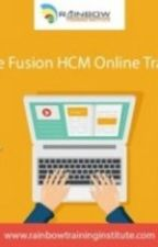 Oracle Fusion HCM Online Training   Oracle Fusion Financials Online Training by muralik529