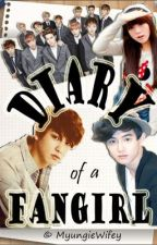 Diary of a Fangirl: The Exchange Student [Exo FanFic] by MyungieWifey
