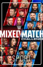 Sport WWE Mixed Match Challenge by sport