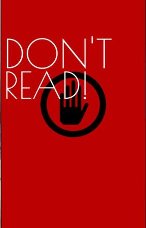DON'T READ! #PlanetOrPlastic by raytter