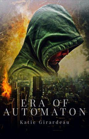 Era of Automaton (#Wattys2019) by tewkie4