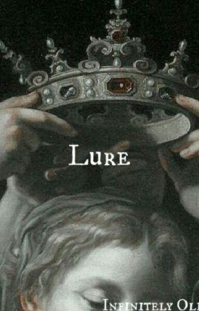 Lure// Michael Langdon by InfinitelyOlive