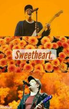 Sweetheart. (Patrick Stump Imagines) by buriedhope
