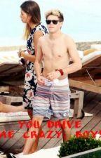 You drive me crazy, boy! by mariahmendez