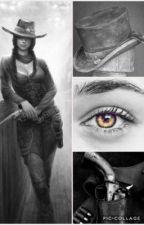 Golden Eyed Gunslinger by KayeM0412