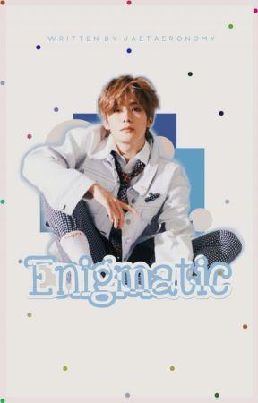Enigmatic | jaeyong by jaetaeronomy