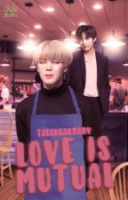 Love is mutual 국민 kookMin by taesugarbaby